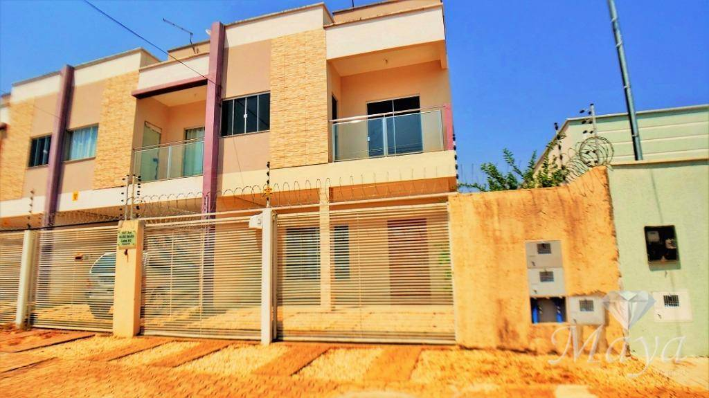 Sobrado 3 Quartos, 112 m² c/ churrasqueira à venda na 507 Sul