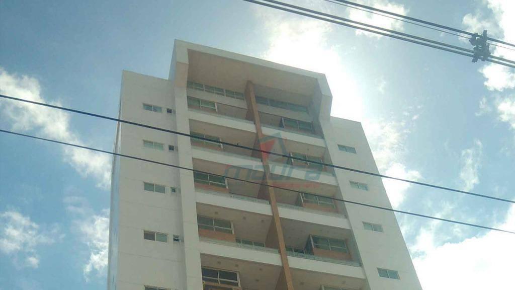 Apartamento com 3 dormitórios à venda, 122 m² por R$ 550.000 - Nova Betânia - Mossoró/RN