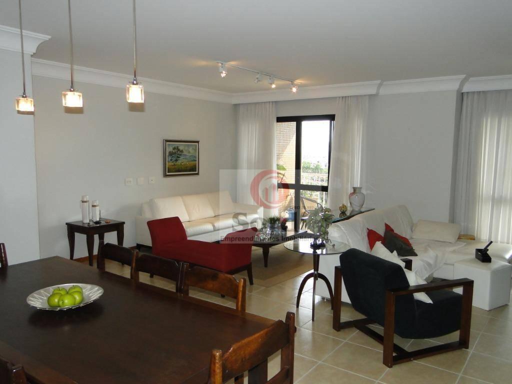 Apartamento com 3 dormitórios à venda, 166 m² por R$ 850.000 - Jardim Irajá - Ribeirão Preto/SP