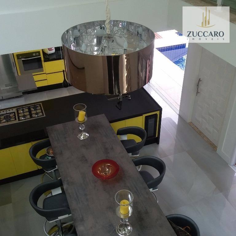 Sobrado de 3 dormitórios à venda em São Bento, Arujá - SP