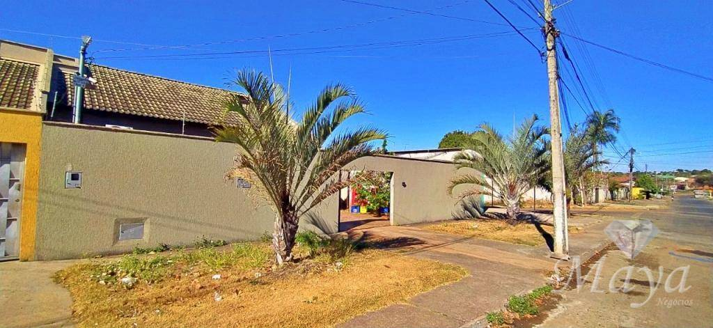 Casa 3 Quartos, 91 m²c/ quintal à Venda no Jardim Buriti Sereno