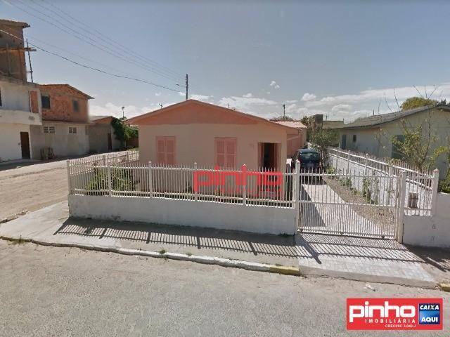 Casa com 3 dormitórios à venda, 93 m² por R$ 145.140,01 - Zona Sul - Balneário Arroio do Silva/SC
