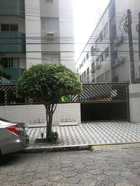 Boqueirão - Canto do Forte -Praia Grande - Apartamento com 1 dormitório e 1 vaga - 190 mil