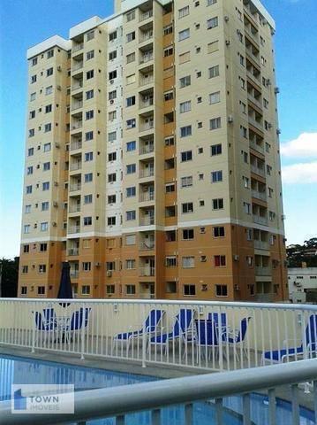 Apartamento com 3 dormitórios à venda Condomínio Gran Village, 70 m² por R$ 290.000 - Maria Paula - São Gonçalo/RJ