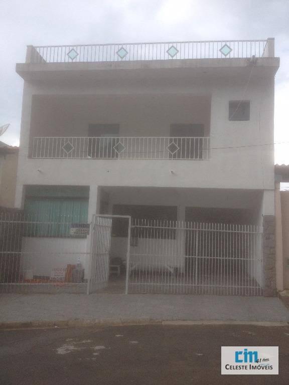 Sobrado  residencial à venda, Parque Residensial Esplanada, Boituva.