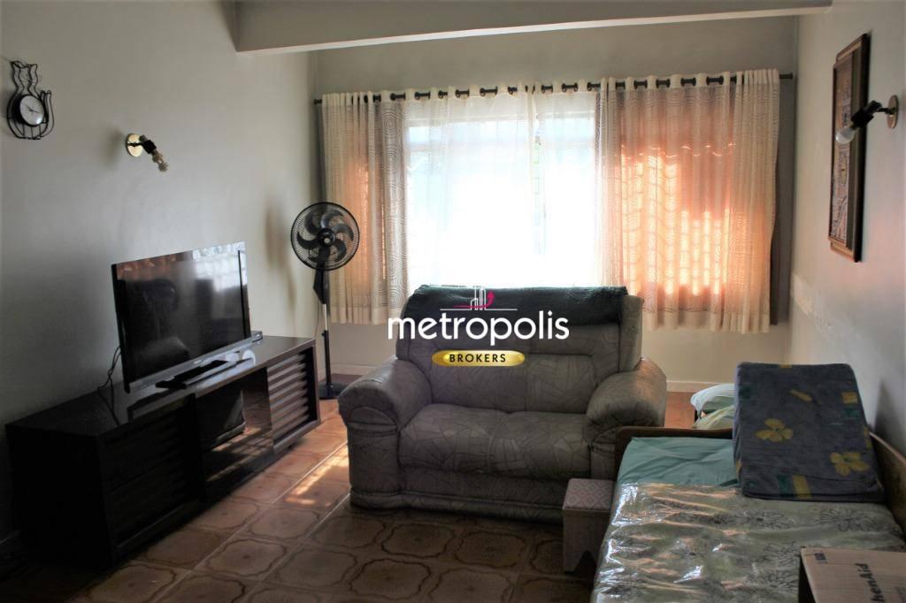 Sobrado com 3 dormitórios à venda, 181 m² por R$ 600.000 - São José - São Caetano do Sul/SP