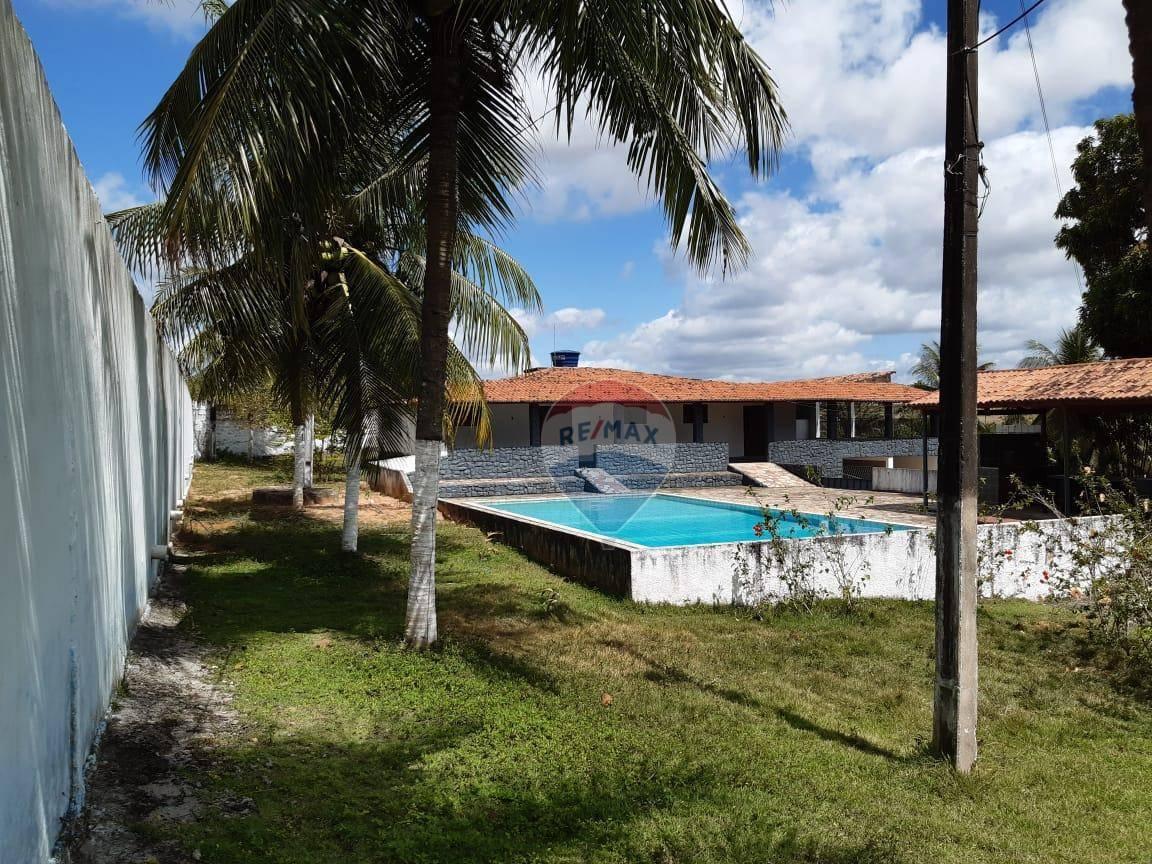 Chácara com 7 dormitórios à venda, 4800 m² por R$ 700.000,00 - Passagem de Areia - Parnamirim/RN