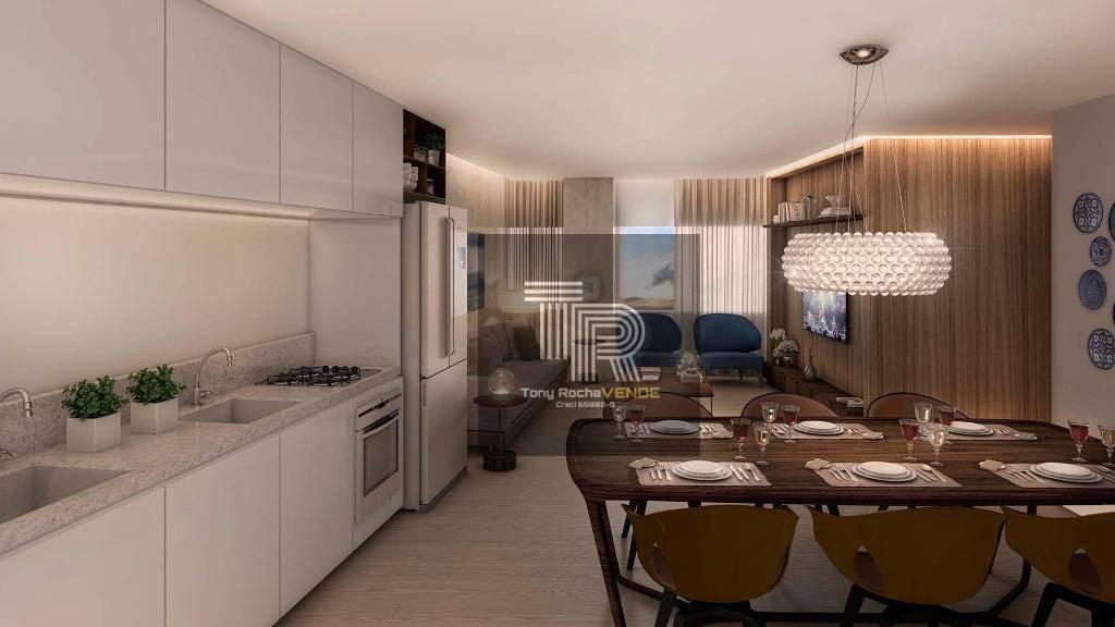 Lofts de 1 e 2 Quartos, Com Garagem, Infra e Possibilidade de Terraço - Santo Agostinho