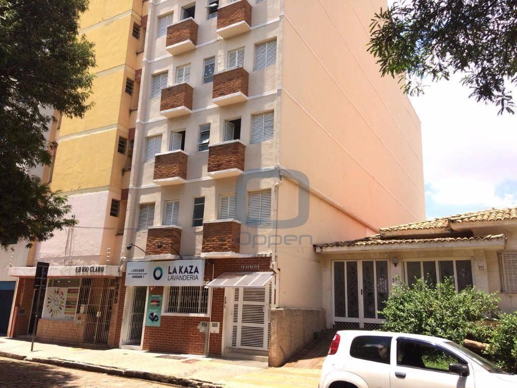 Kitnet com 1 dormitório à venda, 45 m² por R$ 106.000,00 - Botafogo - Campinas/SP