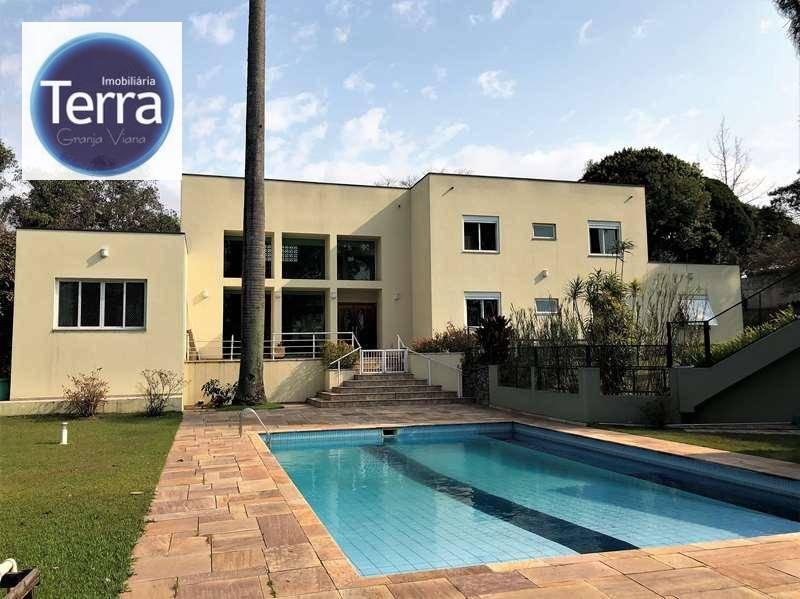 Casa residencial à venda, Parque Primavera, Granja Viana.