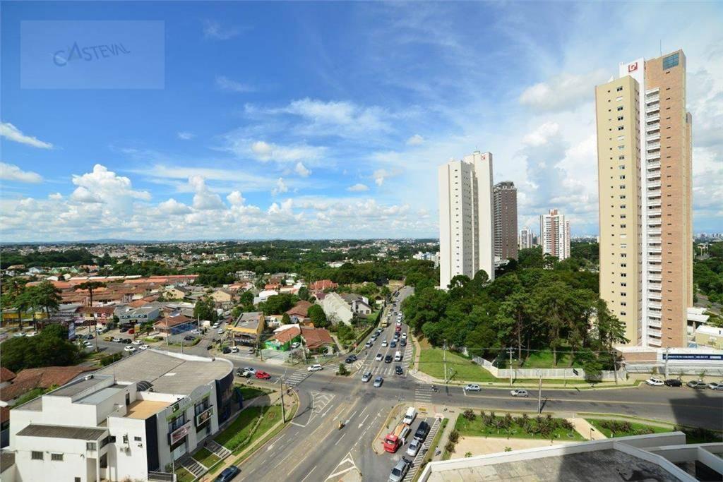 AP0038-CST, Apartamento de 4 quartos, 166 m² à venda no Ecoville - Curitiba/PR