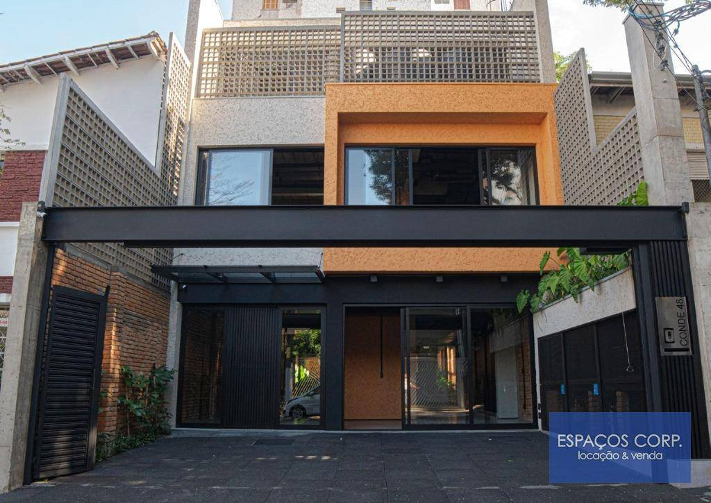 Prédio comercial para alugar, 376m² - Pinheiros - São Paulo/SP