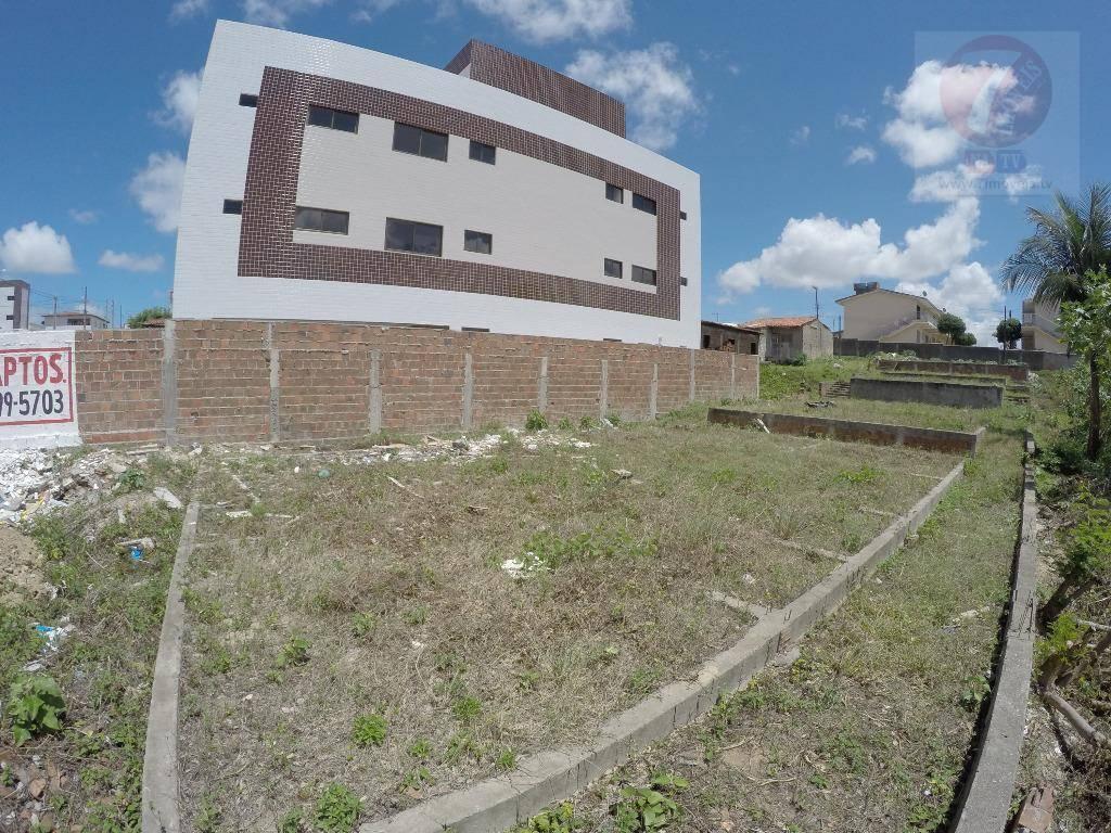 Área  residencial à venda, Mandacaru, João Pessoa.