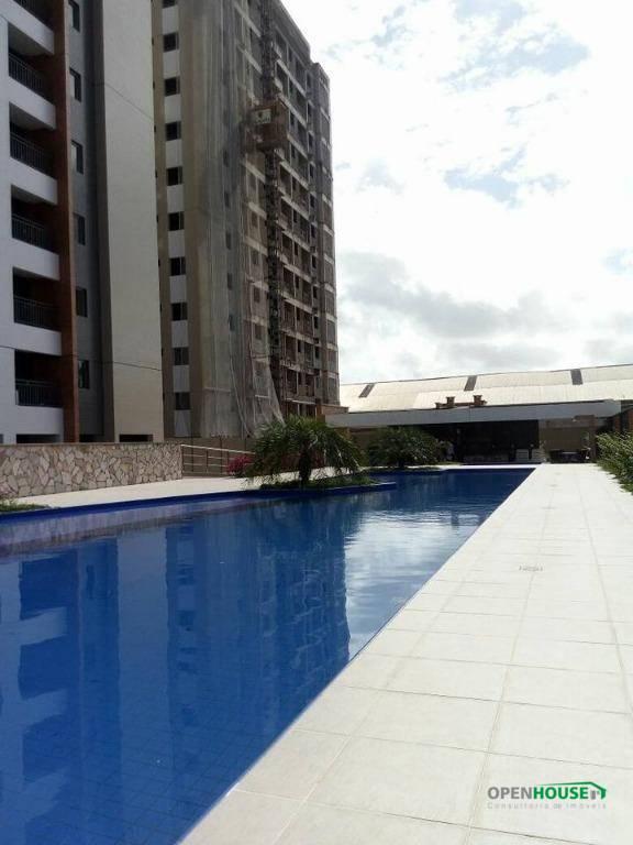 Apartamento residencial à venda, Castanheira, Belém.