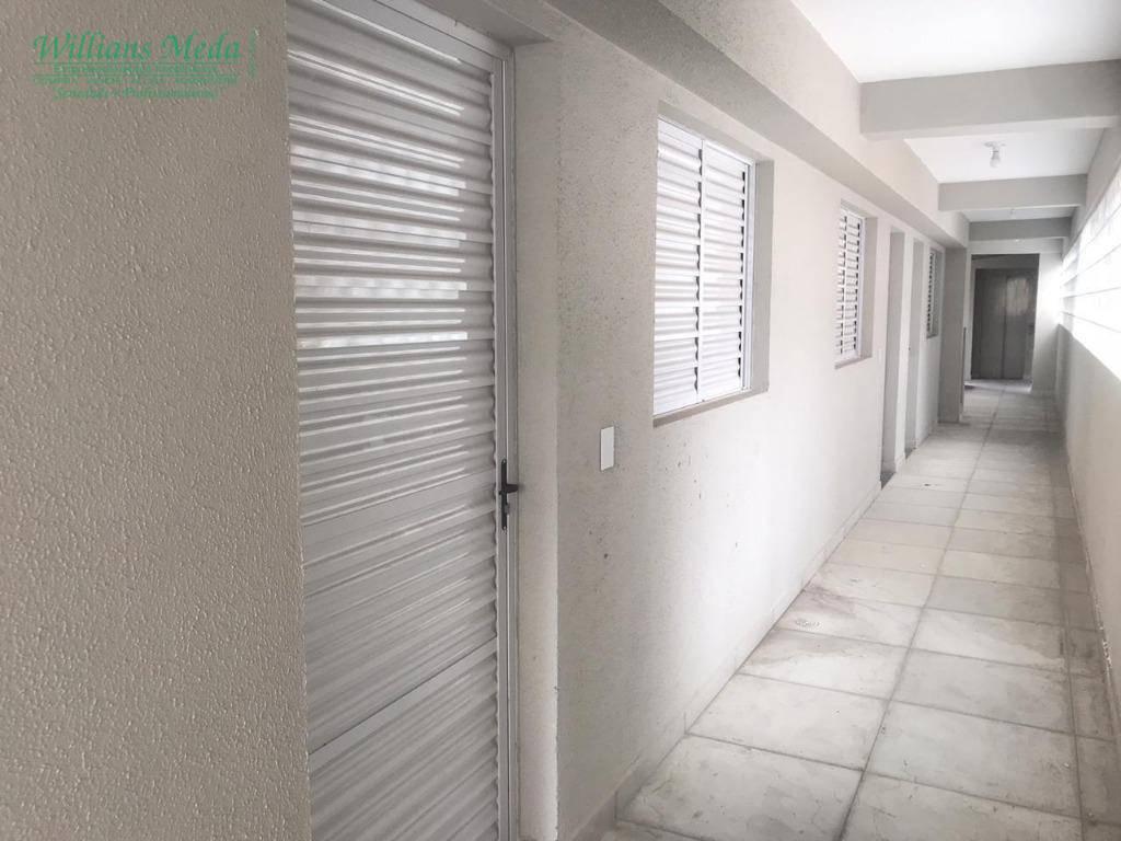 Studio com 1 dormitório para alugar, 31 m² por R$ 700,00/mês - Jardim Bom Clima - Guarulhos/SP