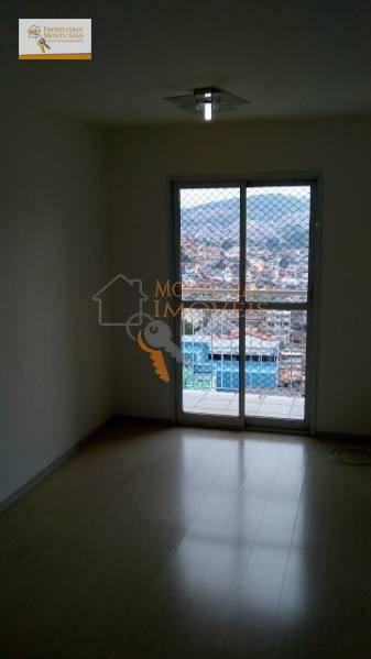 Apartamento Residencial à venda, Jardim Capri, Guarulhos - .