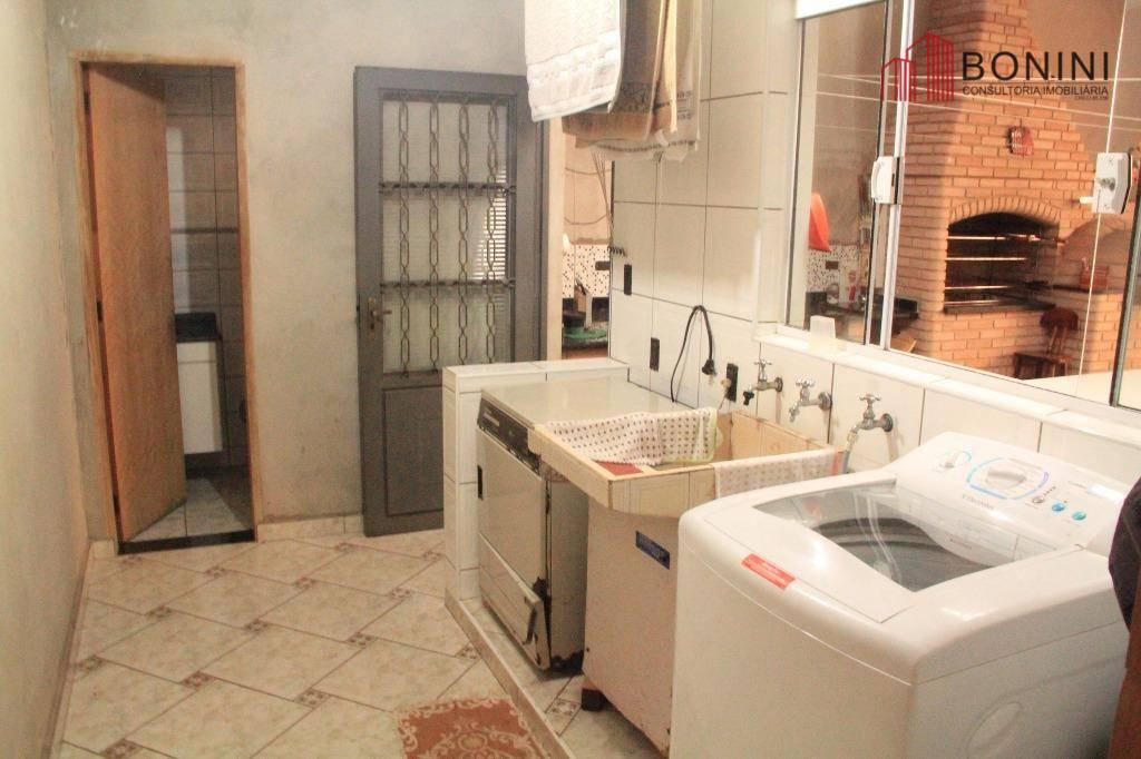 Casa 4 Dorm, Jardim Amélia, Americana (CA0240) - Foto 17