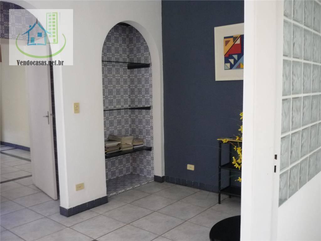 Casa de 4 dormitórios à venda em Jardim Brasil (Zona Sul), São Paulo - SP