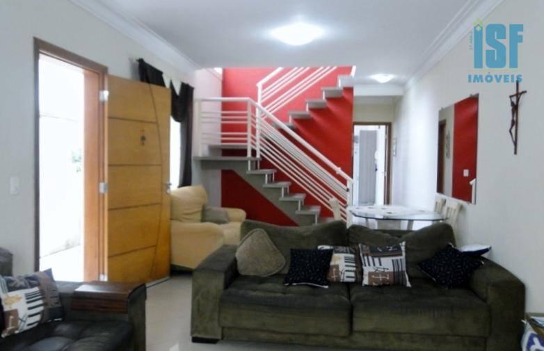 Sobrado residencial para venda e locação, Vila Campesina, Osasco - SO4532.