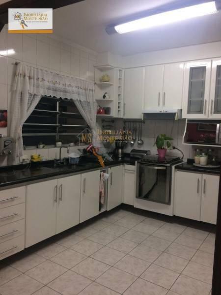Sobrado com 3 dormitórios, 200 m² - Jardim Bela Vista - Guarulhos/SP