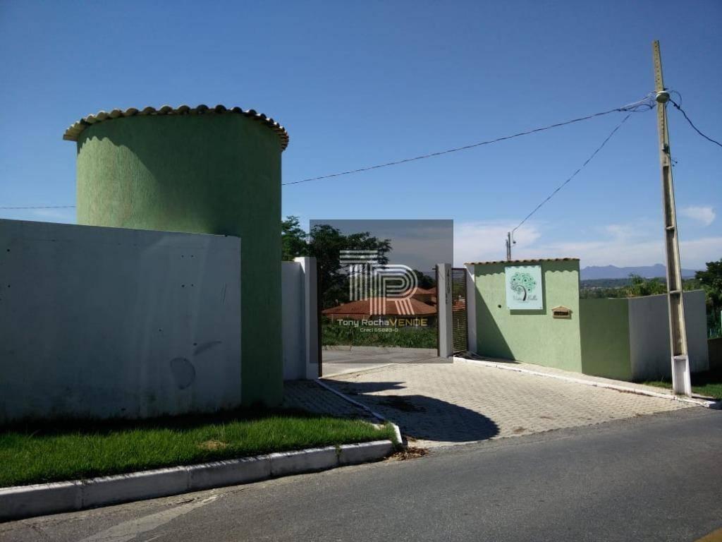 Maravilhoso Lote 1040m², Condominio Fechado - Açude