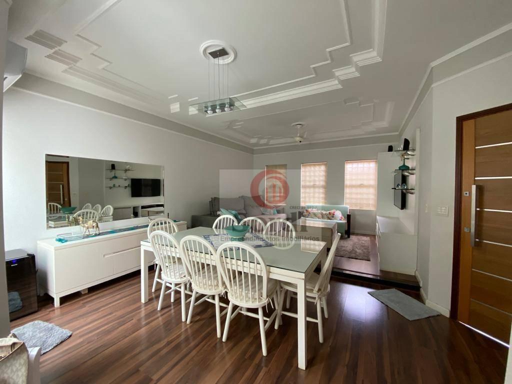Casa à venda, 270 m² por R$ 600.000,00 - Residencial e Comercial Palmares - Ribeirão Preto/SP