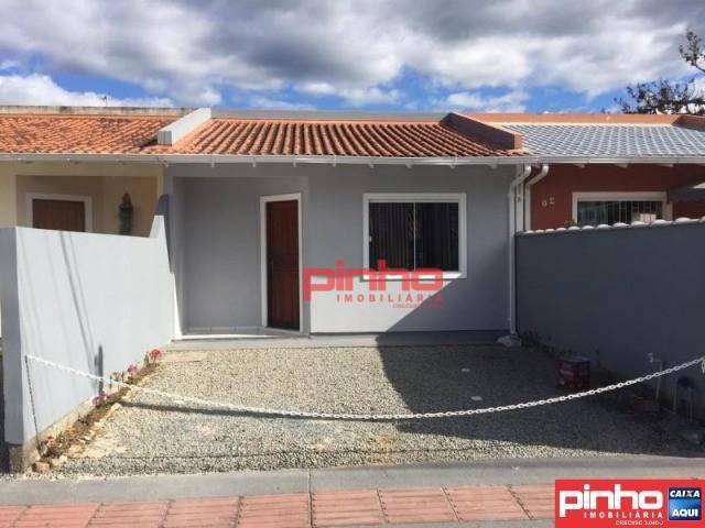 Casa com 2 dormitórios à venda, 57 m² por R$ 150.000 - Nossa Senhora De Lourdes - Santo Amaro da Imperatriz/SC