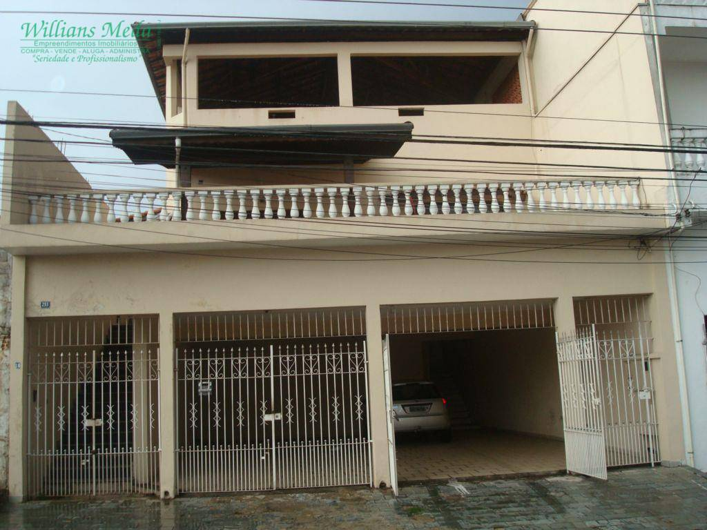 Sobrado  residencial à venda, 3 dormitórios, 6 vagas. Jardim Paraventi, Guarulhos.