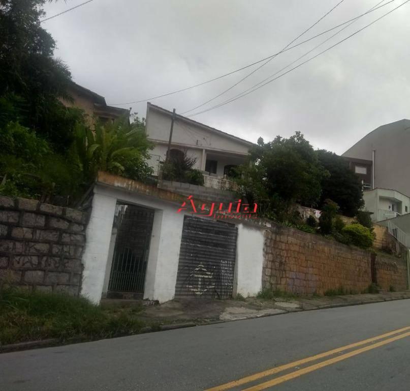 Terreno residencial à venda, Campestre, Santo André.
