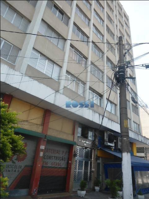 Apartamento com 1 dormitório para alugar, 45 m² por R$ 1.050/mês - Mooca - São Paulo/SP
