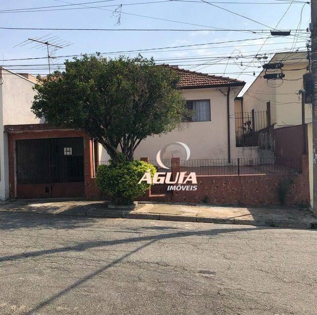 Terreno à venda, 270 m² por R$ 650.000 - Parque Oratório - Santo André/SP