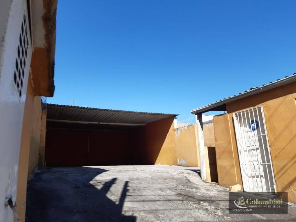 Terreno para alugar - Osvaldo Cruz - São Caetano do Sul/SP