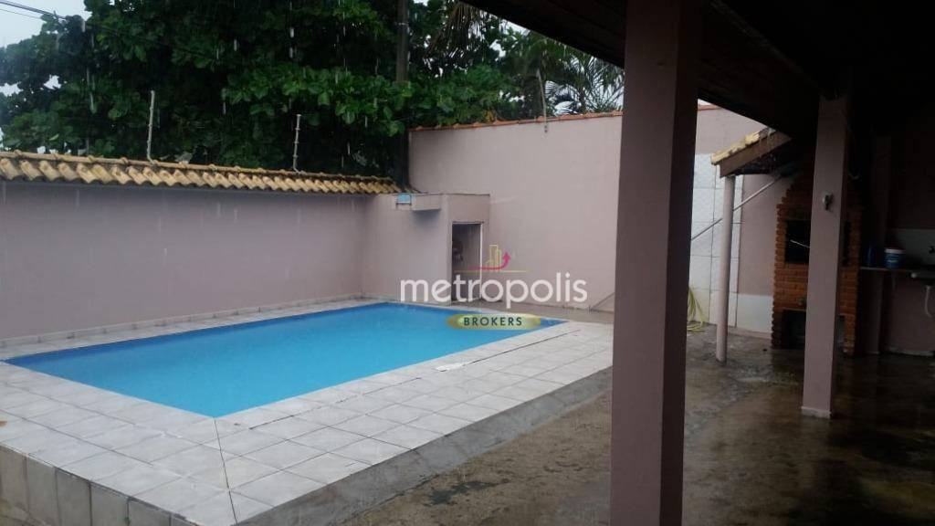 Casa à venda, 180 m² por R$ 500.000,00 - Jardim Icaraiba - Peruíbe/SP