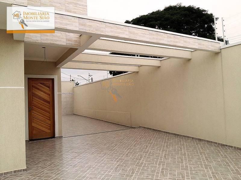 Sobrado Residencial à venda, Jardim São Francisco, Guarulhos - .