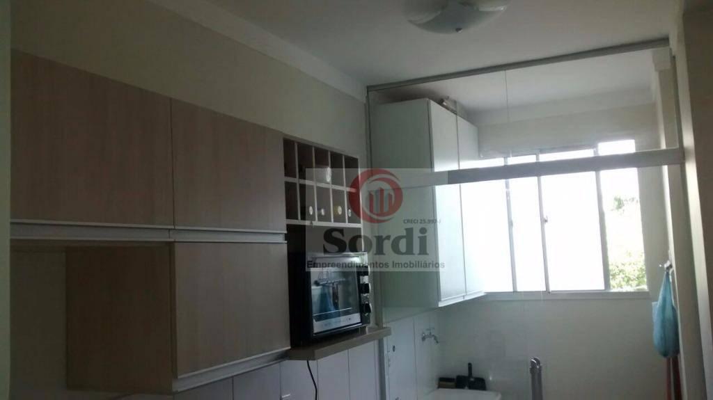 Apartamento residencial à venda, City Ribeirão, Ribeirão Preto.
