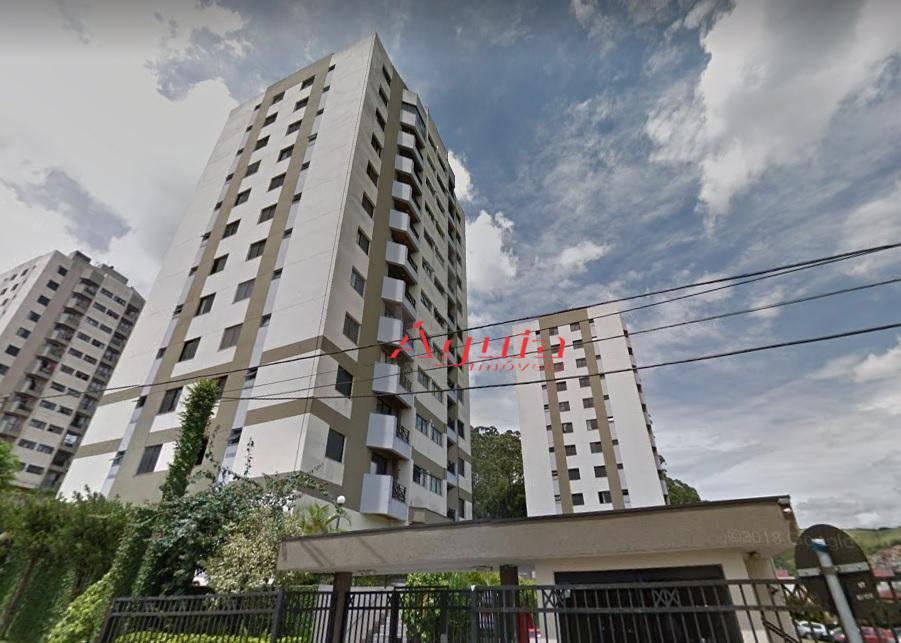 Apartamento com 2 dormitórios à venda, 50 m² por R$ 230.000 - Santa Terezinha - São Bernardo do Campo/SP