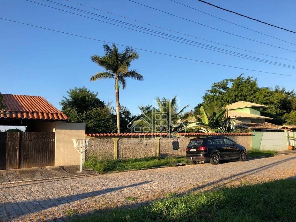 Terreno à venda, 361 m² por R$ 75.000,00 - Chácaras de Inoã (Inoã) - Maricá/RJ