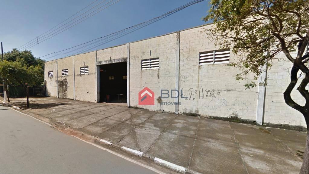 Barracão comercial para venda e locação, Morumbi, Paulínia.