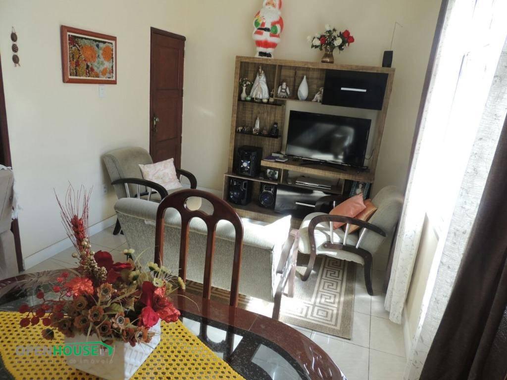 Apartamento residencial à venda, São Brás, Belém - AP0350.