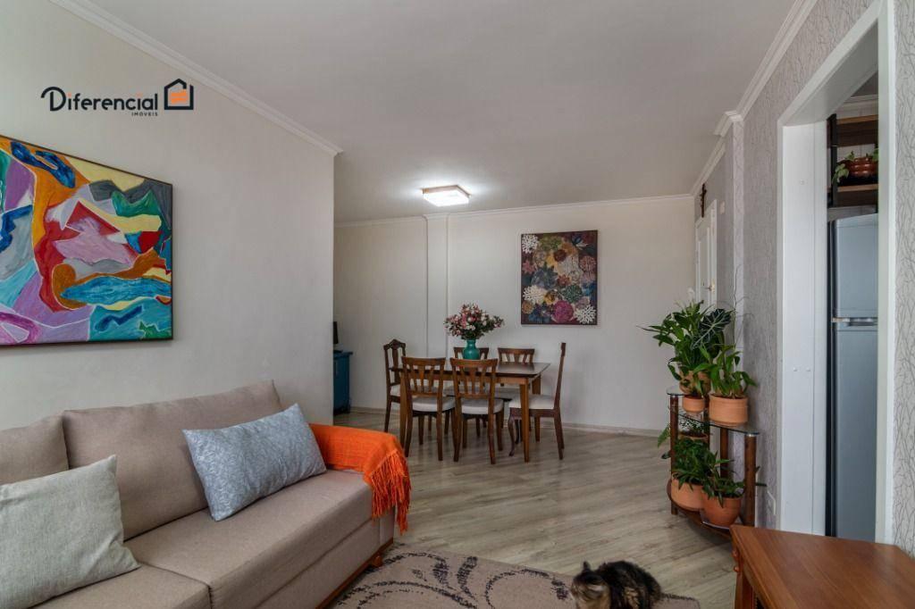 Apartamento à venda, 58 m² por R$ 299.000,00 - Seminário - Curitiba/PR