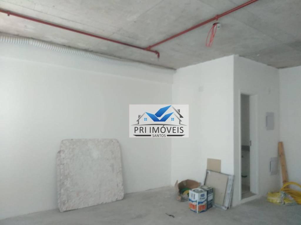 Sala à venda, 42 m² por R$ 180.000 - Vila Matias - Santos/SP
