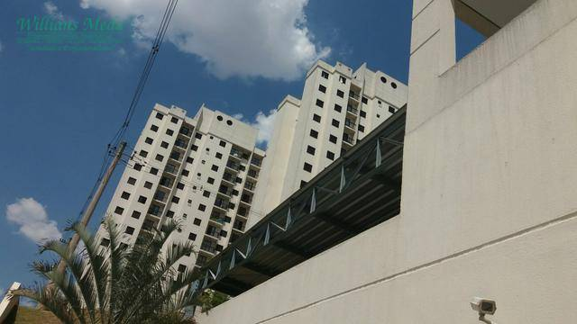 Apartamento residencial à venda, Portal dos Gramados, Guarul