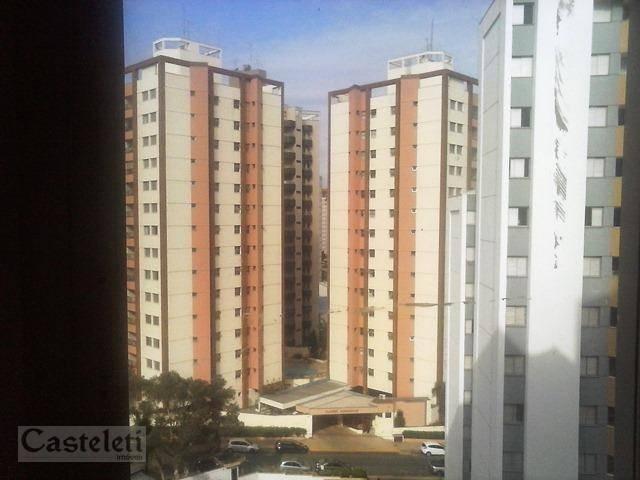 Apartamento de 1 dormitório à venda em Botafogo, Campinas - SP