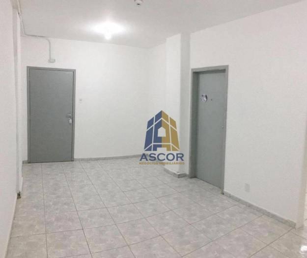 Sala para alugar, 25 m² - Centro - Florianópolis/SC