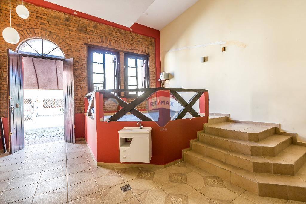 Sobrado à venda, 299 m² por R$ 899.000,00 - Centro - Atibaia/SP
