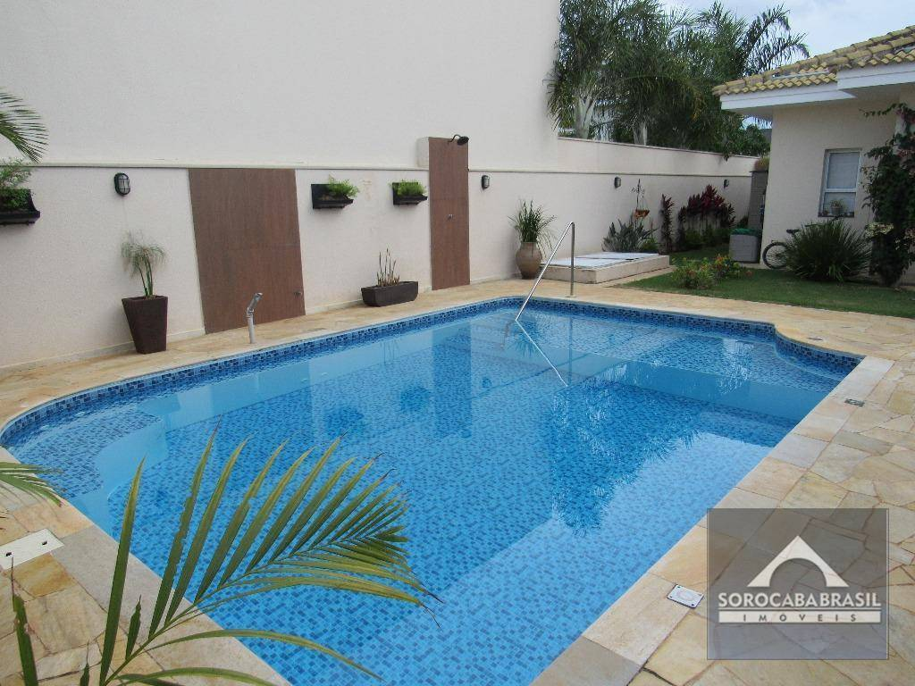 Casa com 5 dormitórios à venda, 410 m² por R$ 1.950.000 - Condomínio Ibiti Royal Park - Sorocaba/SP, excelente imóvel próximo ao Shopping Cidade.