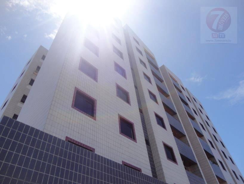 Apartamento residencial à venda, Bessa, João Pessoa - AP0057