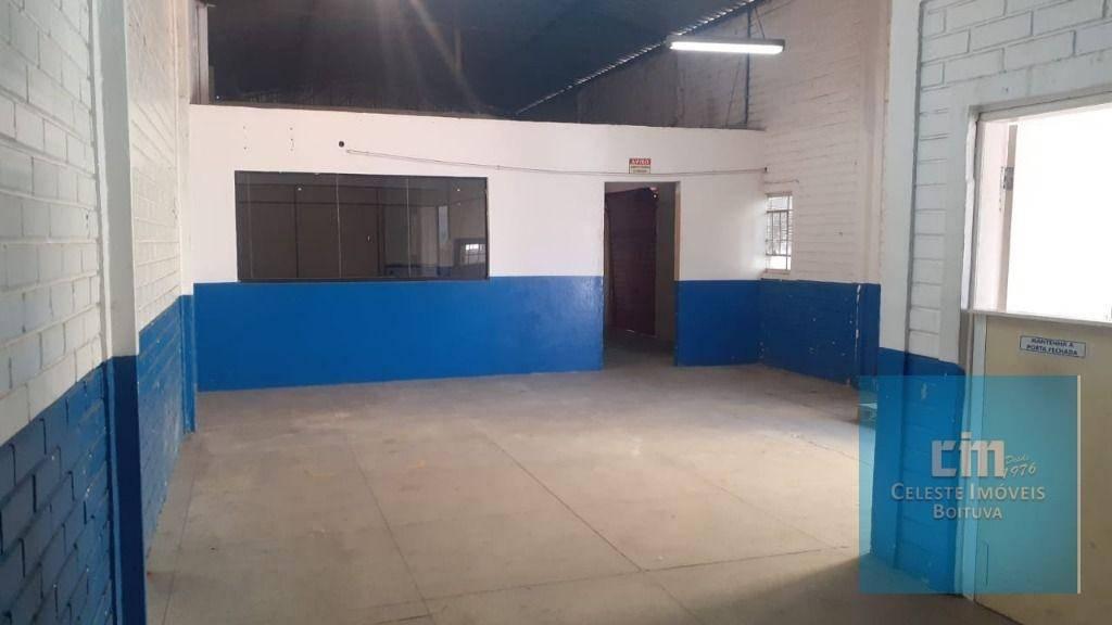Barracão para alugar, 200 m² por R$ 1.900/mês - Parque Residencial Esplanada - Boituva/SP