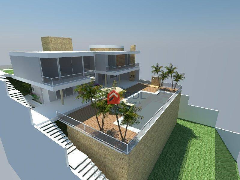 Terreno residencial à venda, Núcleo Colonial Barão de Jundia