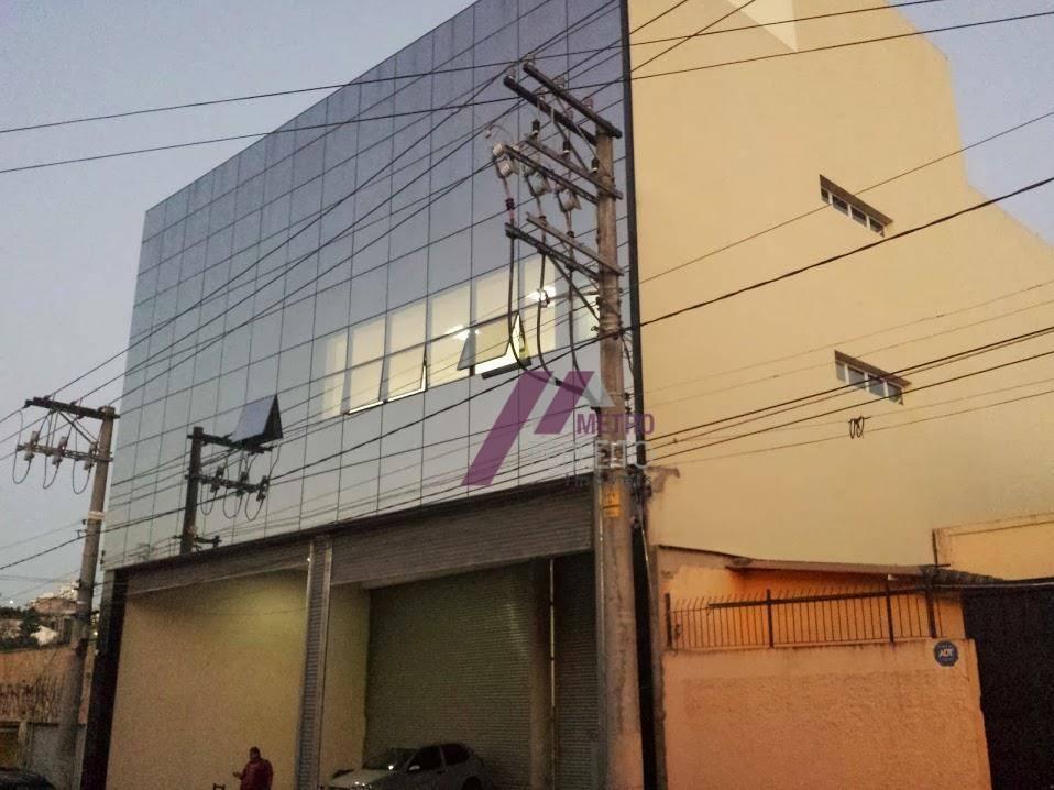 Galpão comercial à venda, Quarta Parada, São Paulo - GA0001.